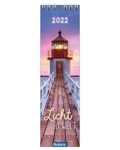 Licht der Welt 2022 - Lesezeichenkalender