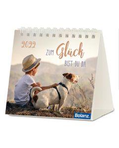 Zum Glück bist du da 2022 - Minikalender