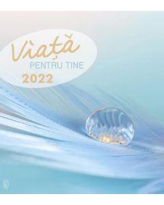 Leben für Dich 2022 - Rumänisch Postkartenkalender
