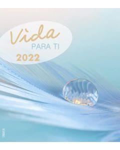 Leben für Dich 2022 - Spanisch Postkartenkalender