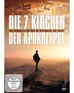 Die 7 Kirchen der Apokalypse