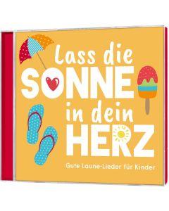 ARTIKELNUMMER: 940679000  ISBN/EAN: 4029856406794 Lass die Sonne in dein Herz Gute Laune-Lieder für Kinder Various Artists (Gesang) CB-Buchshop Cover