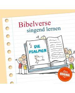 ARTIKELNUMMER: 940649000  ISBN/EAN: 4029856406497 Bibelverse singend lernen - Die Psalmen Hanjo Gäbler (Prod.) CB-Buchshop Cover