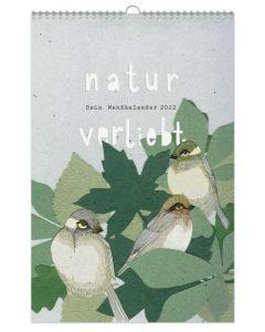 Natur-verliebt 2022 - Wandkalender