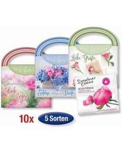 Spar-Paket: Wellness-Taschen