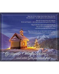 Geschenk-Umschläge: Gesegnete Weihnachten