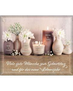 Geschenk-Umschläge: Viele gute Wünsche