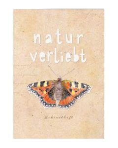 Schreibheft - natur-verliebt