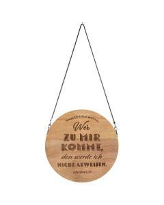 Jahreslosung 2022 - Wandschmuck-Holz