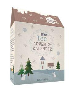 Tee-Adventskalender 2021 - Motiv Natur