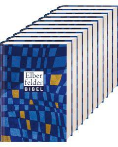 Verteilpaket Elberfelder Bibel Taschenausgabe Glasfenster