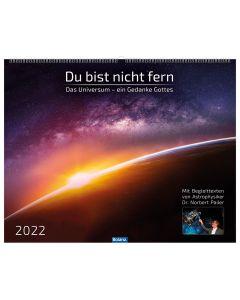 Du bist nicht fern 2022 - Wandkalender