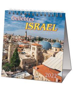 Geliebtes Israel 2022 - Tischkalender