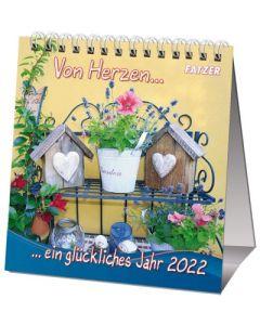 Von Herzen... 2022 - Tischkalender