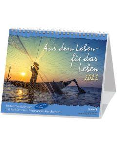 Aus dem Leben - für das Leben 2022 - Postkartenkalender