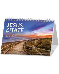 Jesus Zitate 2022 - Aufstellkalender