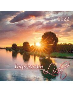 Impression Licht 2022 - Wandkalender