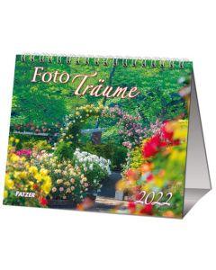 Foto-Träume 2022 - Postkartenkalender