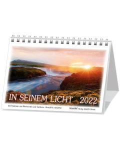 In seinem Licht 2022 - Aufstellkalender