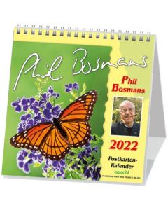 Phil Bosmans 2022 - Postkartenkalender