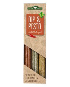 Dip & Pesto