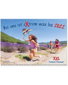 Bei uns ist eXtrem was los 2022