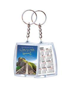 Jahreslosung 2022 - Schlüsselanhänger mit Kalendarium