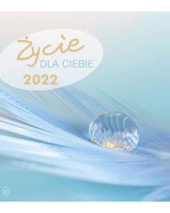 Leben für Dich 2022 - Polnisch Postkartenkalender