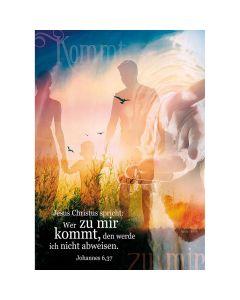 Jahreslosung 2022 - Poster A3 - Idea Edition
