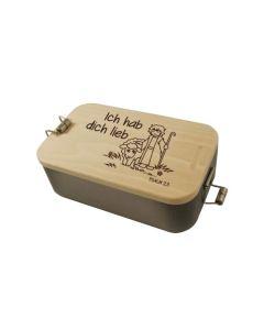 """Lunchbox """"Ich hab dich lieb"""""""