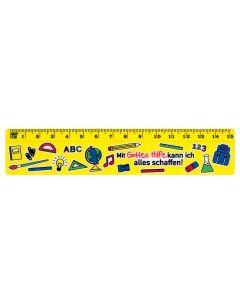 "Lineal ""Schule"" - 15cm"
