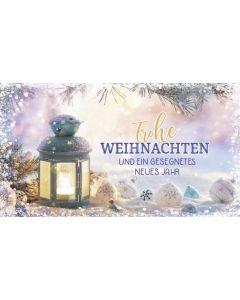 """Schokoladengrüsse """"Frohe Weihnachten"""" (40g)"""
