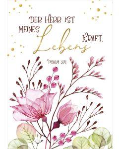 """Postkartenserie """"Der Herr ist meines Lebenskraft"""" 10 Stk."""