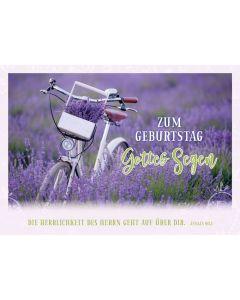 """Postkartenserie """"Zum Geburtstag"""" 12 Stk."""