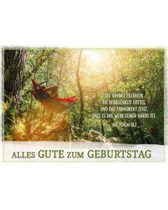 """Postkartenserie """"Alles Gute zum Geburtstag"""" 12 Stk."""