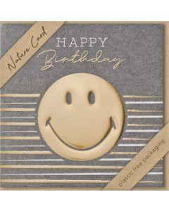 """Faltkarte """"Happy Birthday"""""""