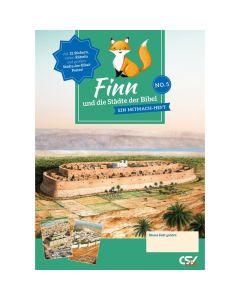 Finn und die Städte der Bibel No. 5