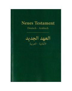 Neues Testament Deutsch - Arabisch