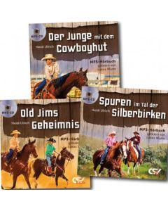 Josch-Trilogie - Hörbuch (Paket)