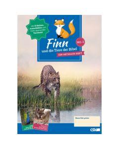 Finn und die Tiere der Bibel - No. 2