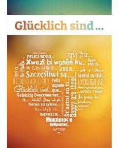 Glücklich sind ... - Deutsch (Erwachsenenausgabe)