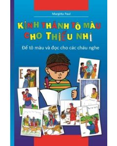 Kinder-Mal-Bibel - Vietnamesisch