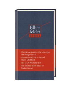 Elberfelder Bibel - Pocket Edition Kunstleder | CB-Buchshop