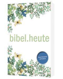 NeÜ Bibel.heute - NT mit Psalmen - Motiv Blätter