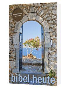 NeÜ Bibel.heute - NT mit Psalmen - Motiv Torbogen