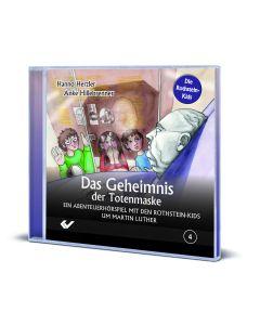 Das Geheimnis der Totenmaske - Die Rothstein-Kids (4) | CB-Buchshop