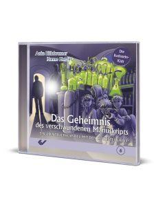 Das Geheimnis des verschwundenen Manuskripts - Die Rothstein-Kids (6) | CB-Buchshop
