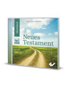 NeÜ bibel.heute NT - Hörbibel - CD| CB-Buchshop