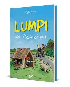 Lumpi, der Missionshund - Sheila Groves | CB-Buchshop