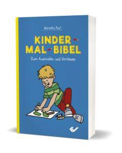 Kinder-Mal-Bibel - Margitta Paul | CB-Buchshop